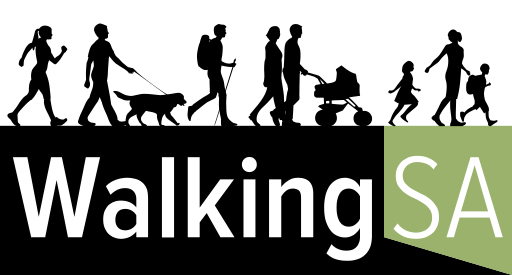 Walking SA logo