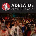 Adelaide Zombie Walk, Adelaide 2018