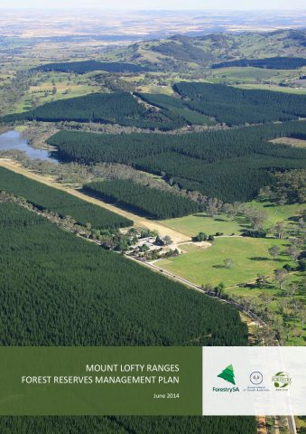Draft Mount Lofty Ranges Forest Management Plan-1