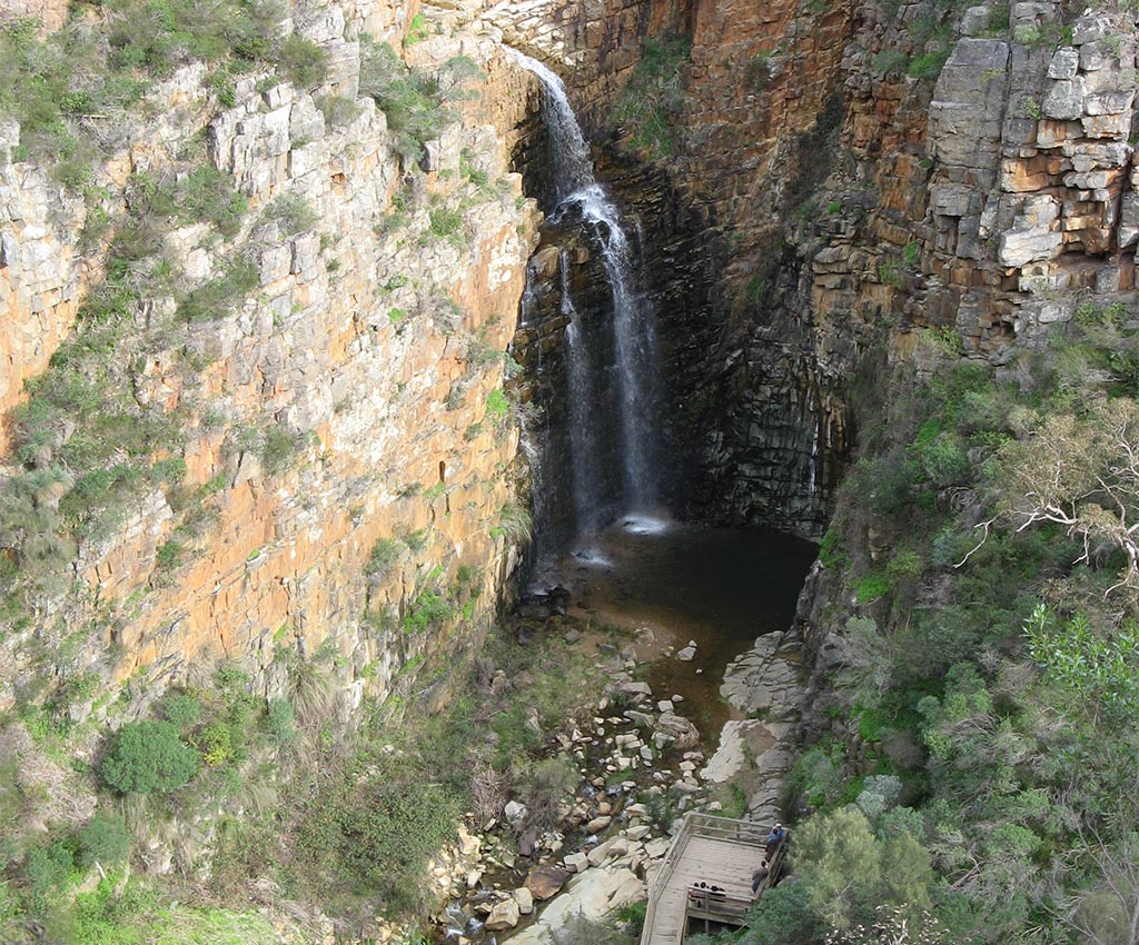 Morialta Falls Plateau Hike
