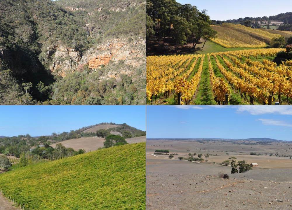 Survey of Mt Lofty Ranges Scenic Beauty supporting World Heritage Bid