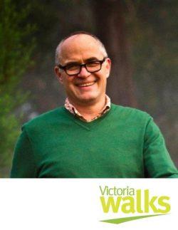 Dr Ben Rossiter, Victoria Walks