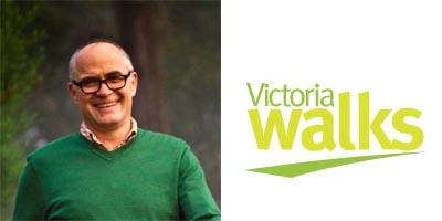 Dr Ben Rossiter, Victoria Walks wide