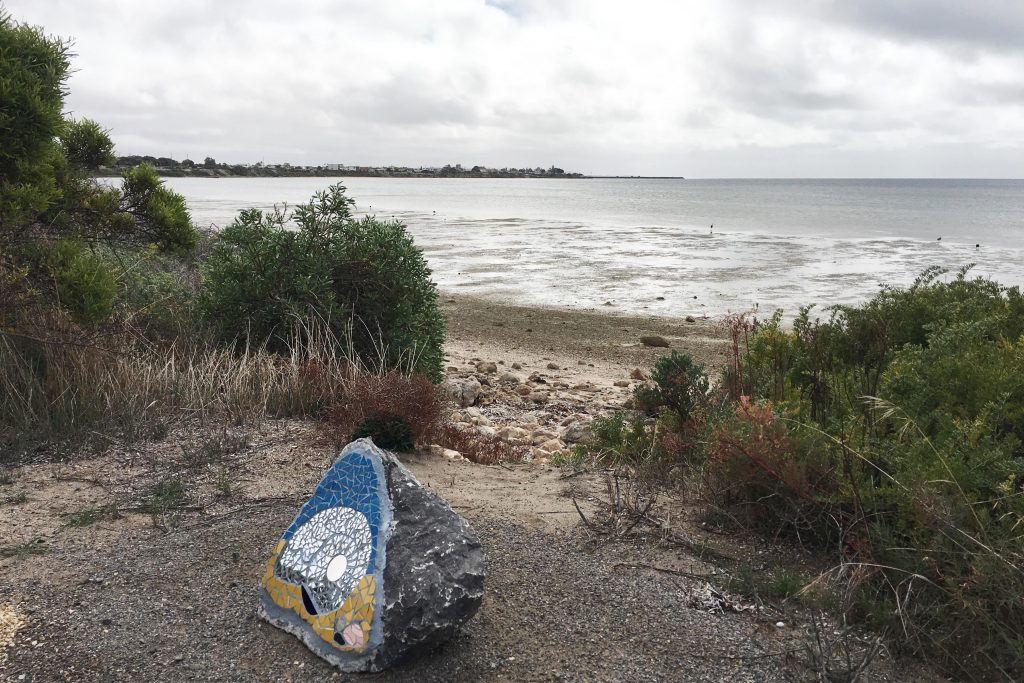 The Mosaic Trail – Edithburgh to Sultana Point, Walk the Yorke