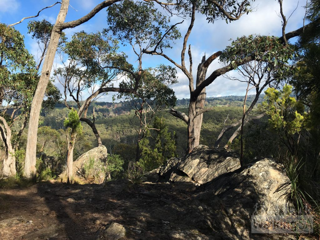 Ridge Trail, Mount George Conservation Park