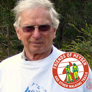 2016Award Winner: Colin Edwards, Friends of the Heysen Trail