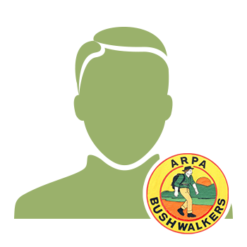 2016Award Winner: David Tassell, Retired Teachers Association Walking Group / ARPA Bushwalkers