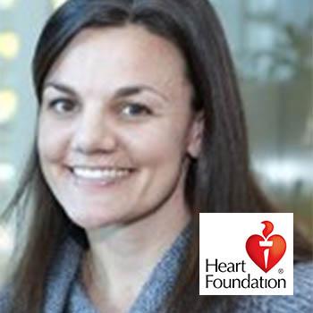 2016Award Winner: Michelle Wilson, Heart Foundation