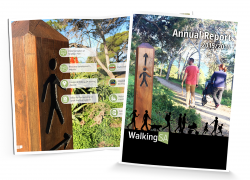Walking SA 2015-16 Annual Report