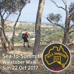 WEA Ramblers Sea-to-Summit (reverse from Belair to Kingston Park)