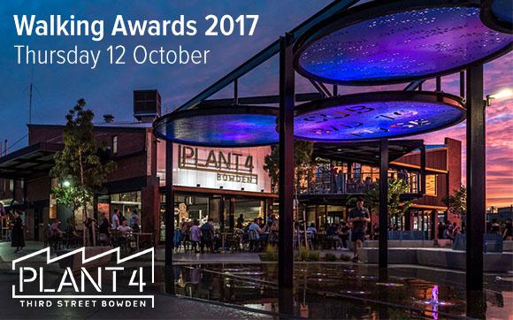 Walking Awards 2017