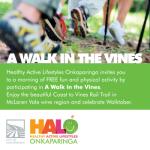 Walk in the Vines