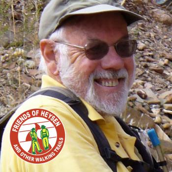 2017Award Winner: David Beaton, Friends of the Heysen Trail