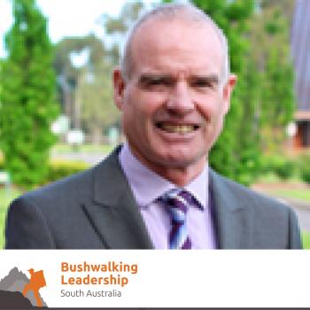 2017Award Winner: Gordon Begg, Bushwalking Leadership SA