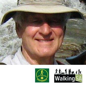 2017Award Winner: Ron Jackson APM, Walking SA and Keep Walking
