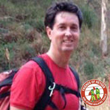 2017Award Winner: Simon Cameron, Friends of the Heysen Trail