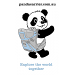 Panda Child Carrier