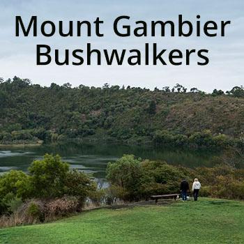 Mount Gambier Bushwalkers