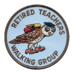 Retired Teachers Walking Group