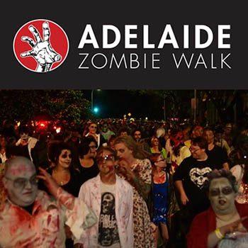 Adelaide Zombie Walk, Adelaide 2019