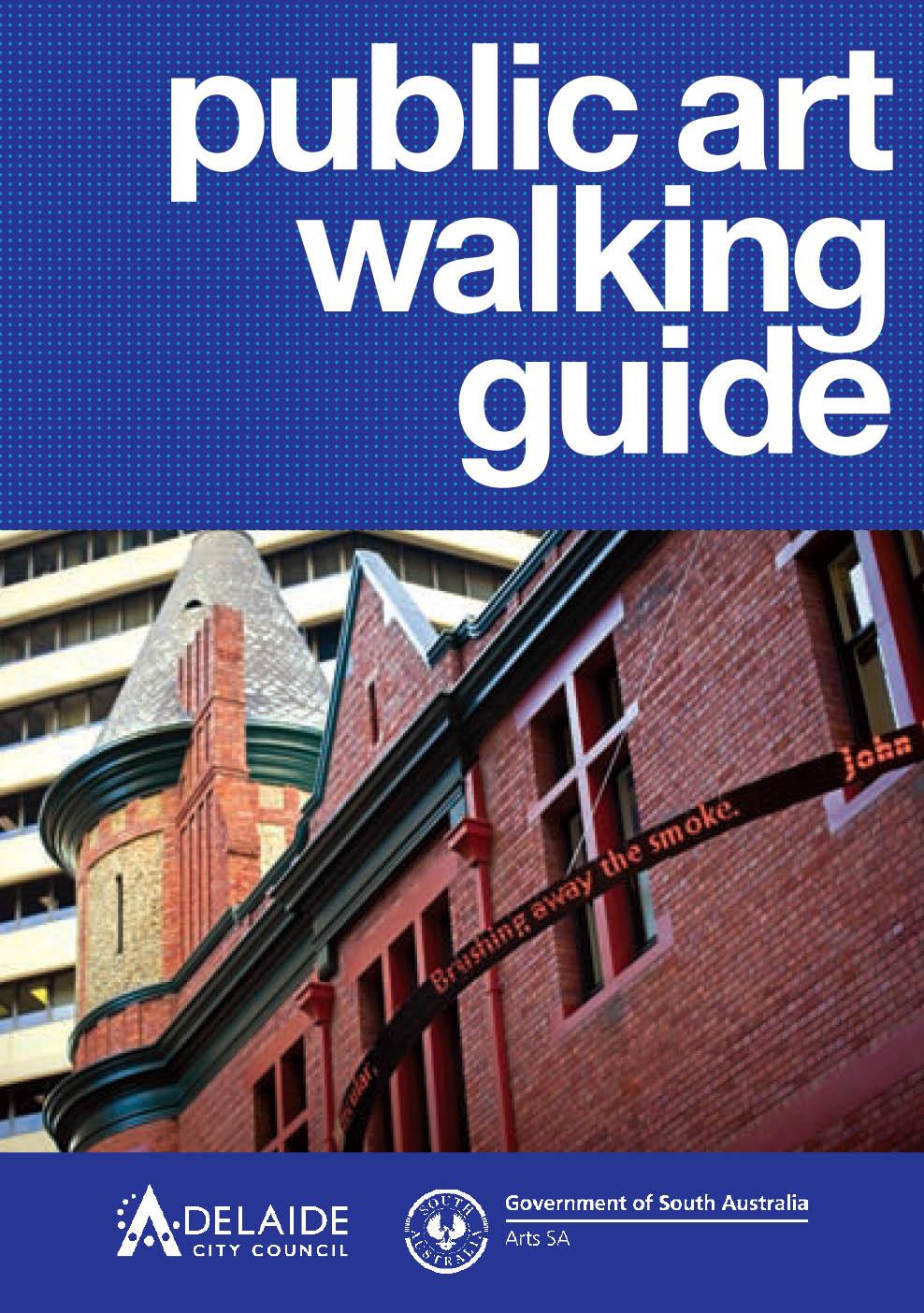 public art walking guide adelaide walking sa. Black Bedroom Furniture Sets. Home Design Ideas