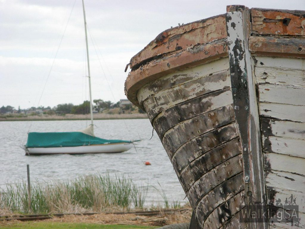 Goolwa shipyards