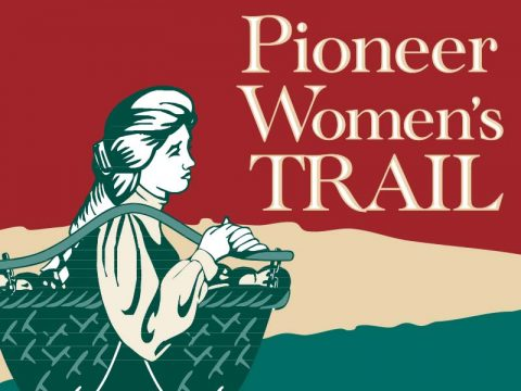 Pioneer Womens Trail logo