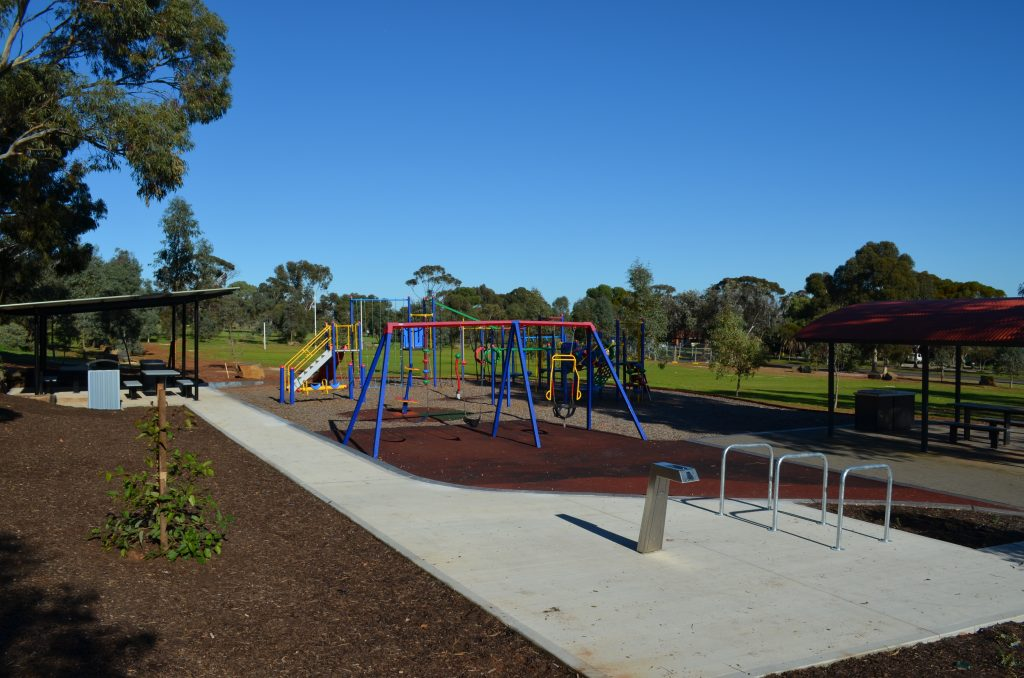 Jo Gapper Activity Park Playground