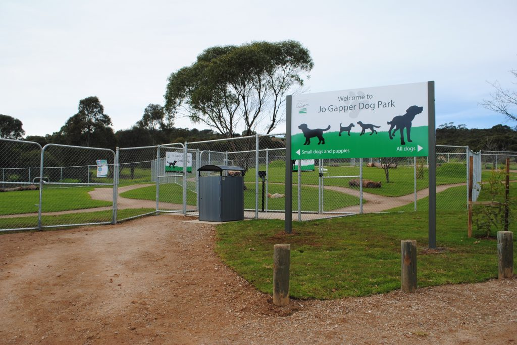 Jo Gapper Dog Park