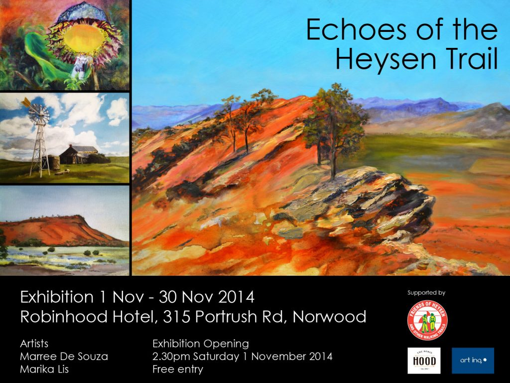 Echoes of the Heysen Trail
