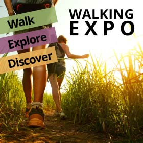 Walking Expo in October 2015
