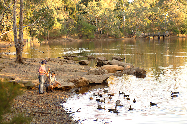 The Government of South Australia is seeking community input on the future direction of national parks near Adelaide.