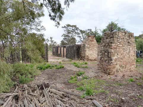 Baroota Ruins