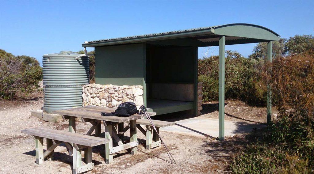 Brian Clarke Hut