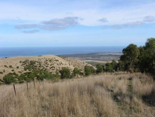 Concept Plan for 100km Willunga Basin Trail