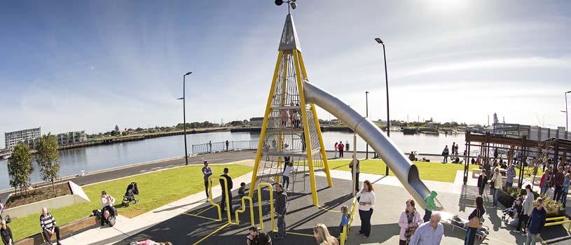 Hart's Mill Playground