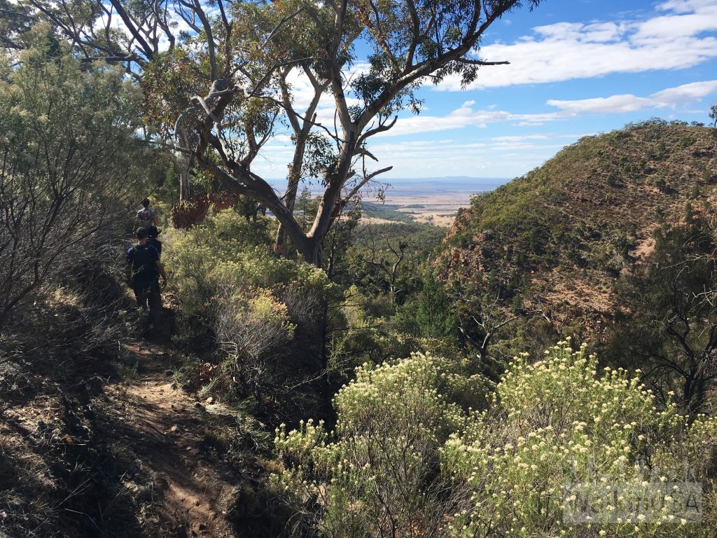 Hiking on Dutchmans Circuit