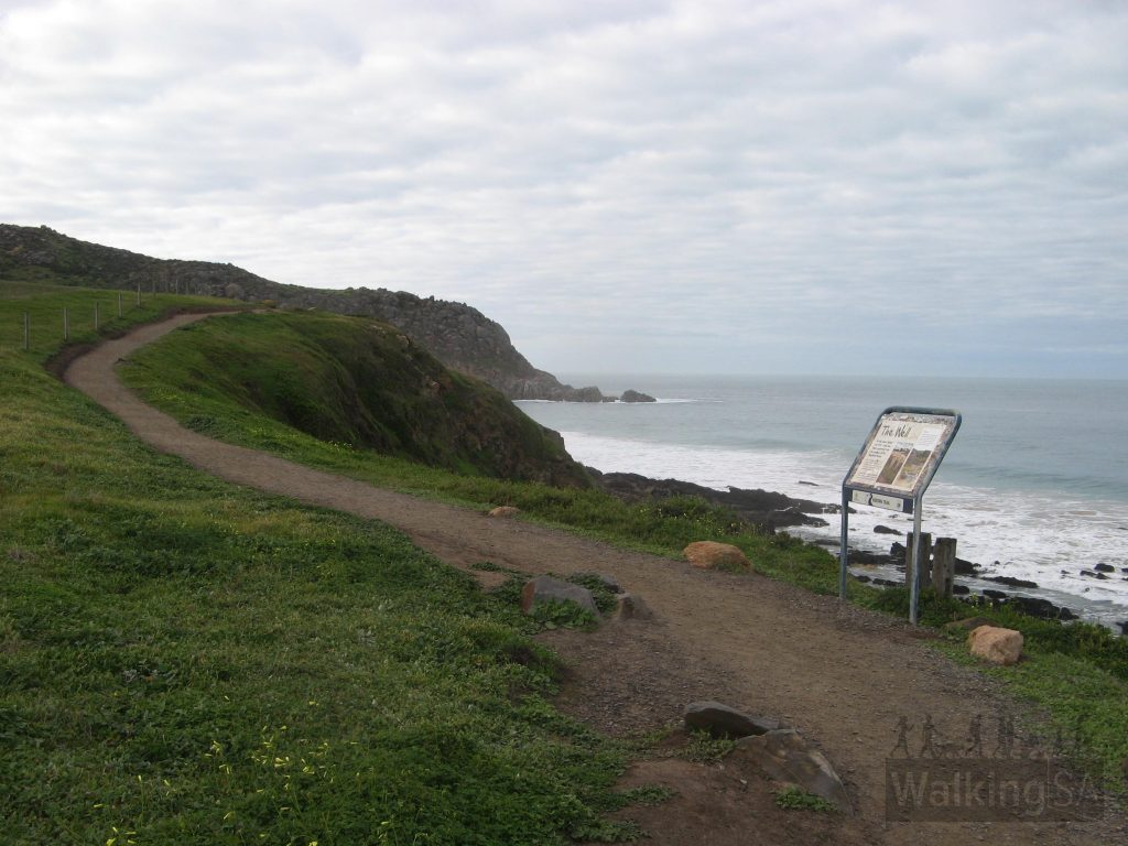 The Well beach, see historic beach water well