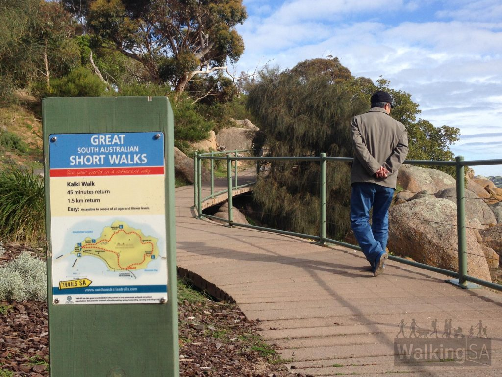 One of South Australia's Great Short Walks