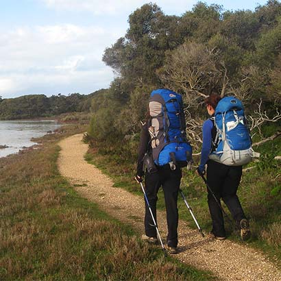 Nukan Kungun Hike, Salt Creek to 42 Mile Crossing, Coorong National Park