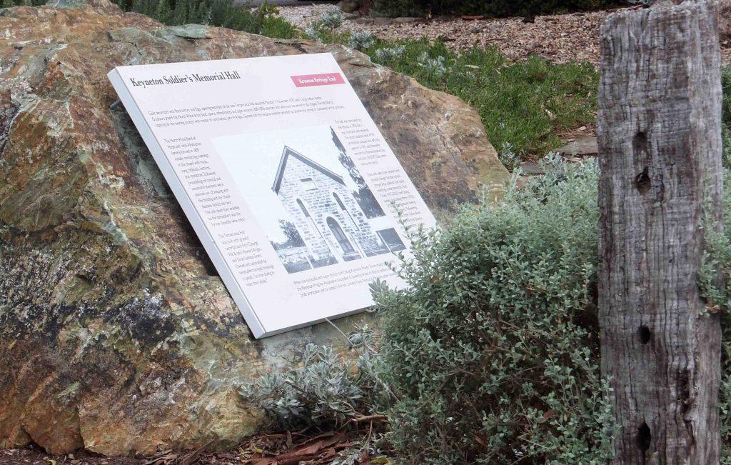 Temperance Hall history