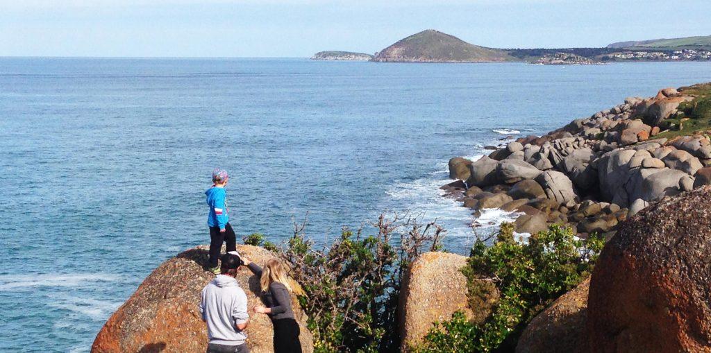 Kaiki Walk, Granite Island Circuit