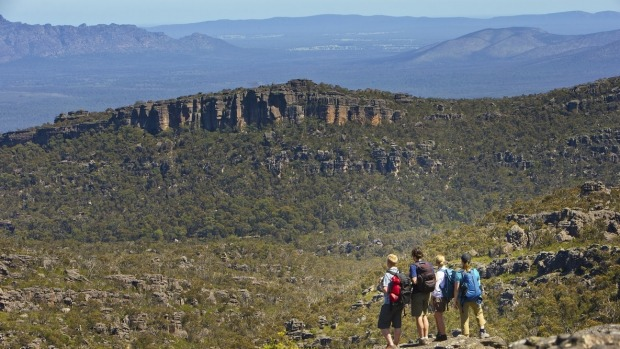 13-day 144km Grampians Peaks Trail receives funding