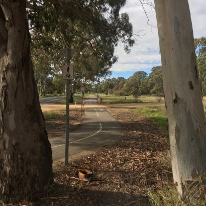 The Barossa Trail