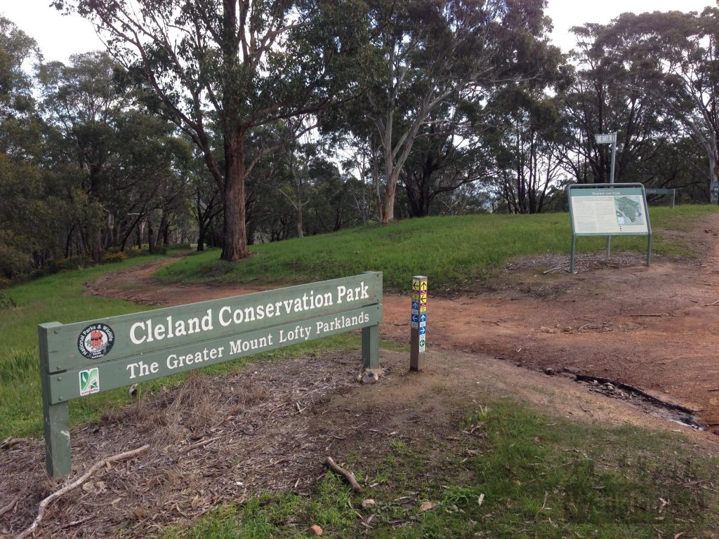 Greenhill Road trailhead, Wine Shanty Hike