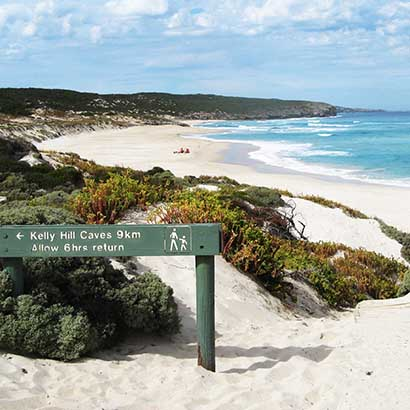 Hanson Bay Hike (Day 5 of the Kangaroo Island Wilderness Trail)