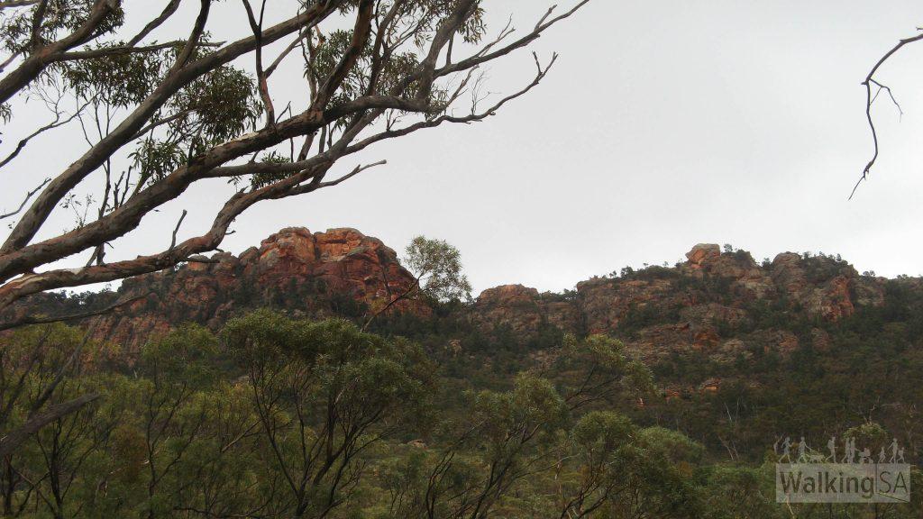 The summit of Devil's Peak