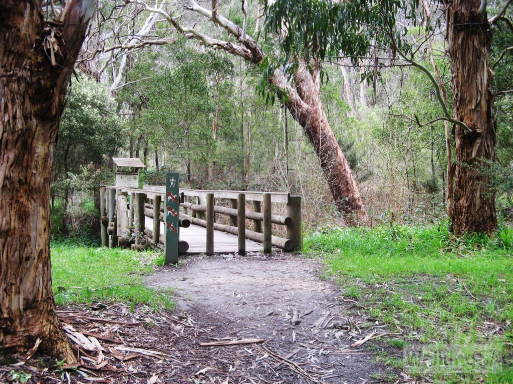 Tiersman Bridge, Mount George Conservation Park