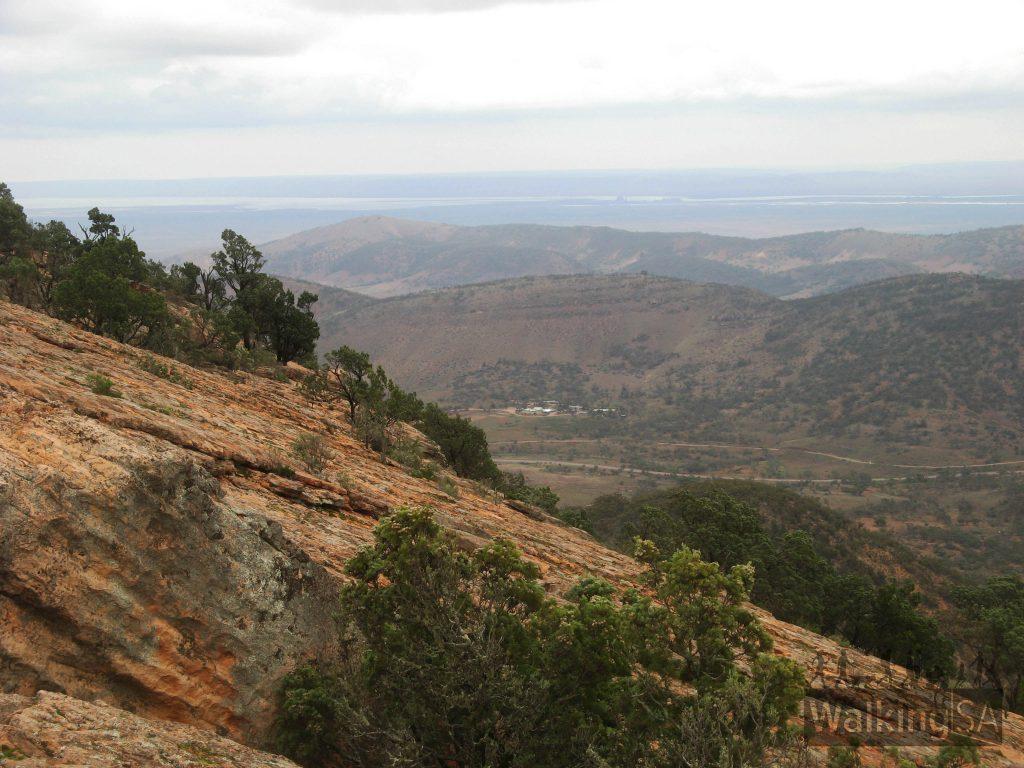Views over Upper Spencer Gulf