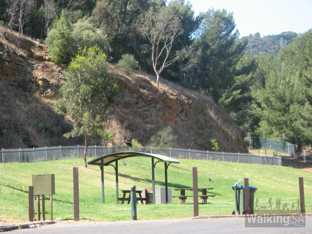 McElligotts Reserve quarry